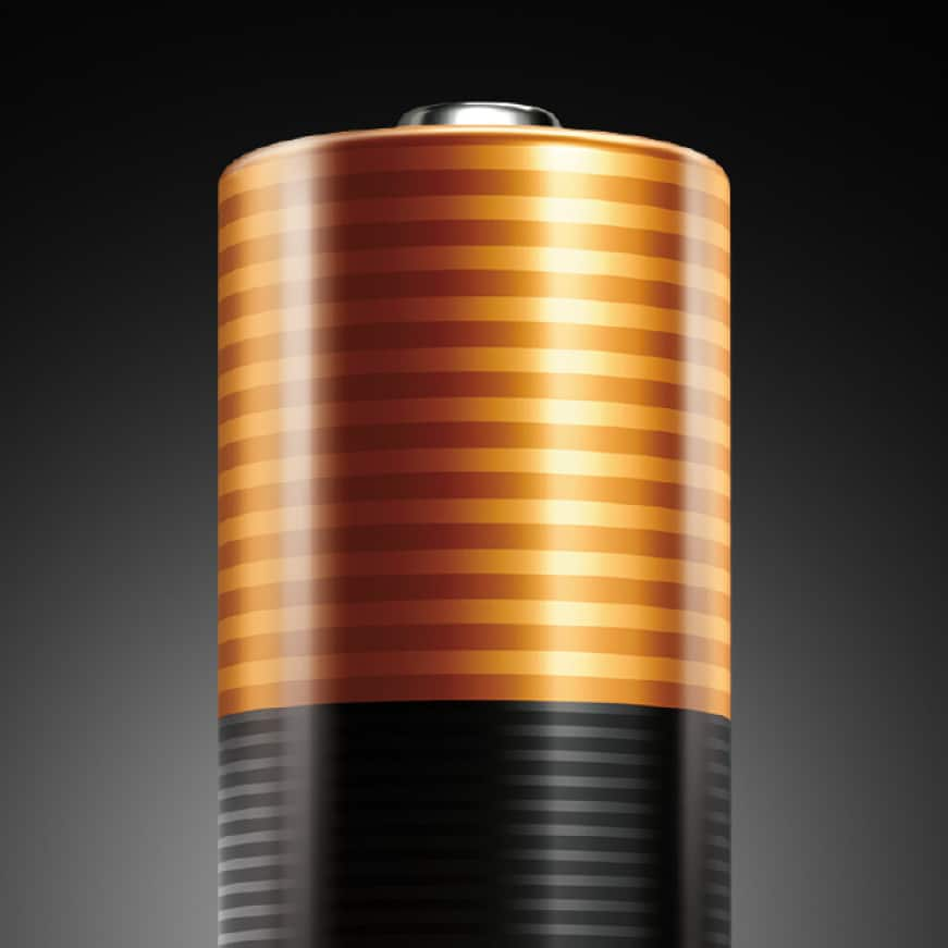 Heroic Duracell Optimum Battery
