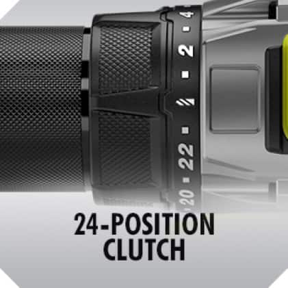 24-Position Clutch