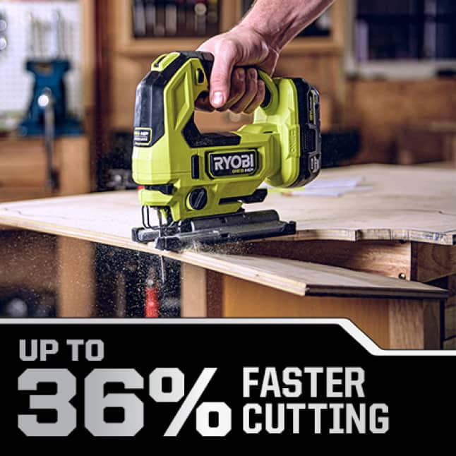 Up to 36% Faster Cutting