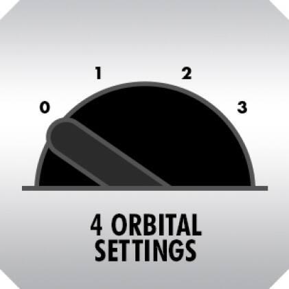 4 Orbital Settings