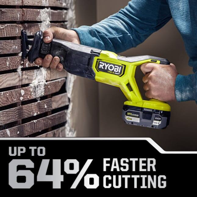 Up to 64% Faster Cutting