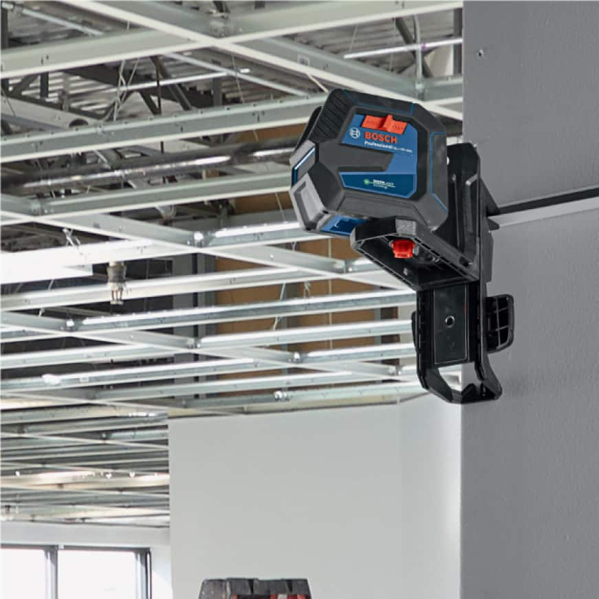 GLL100-40G provides wide coverage and laser projection for every project.