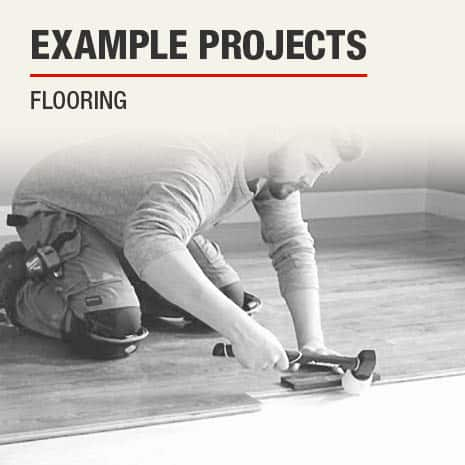 Use these knee pads for flooring