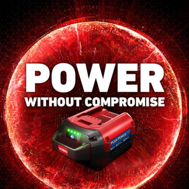 Battery Power Without Compromise