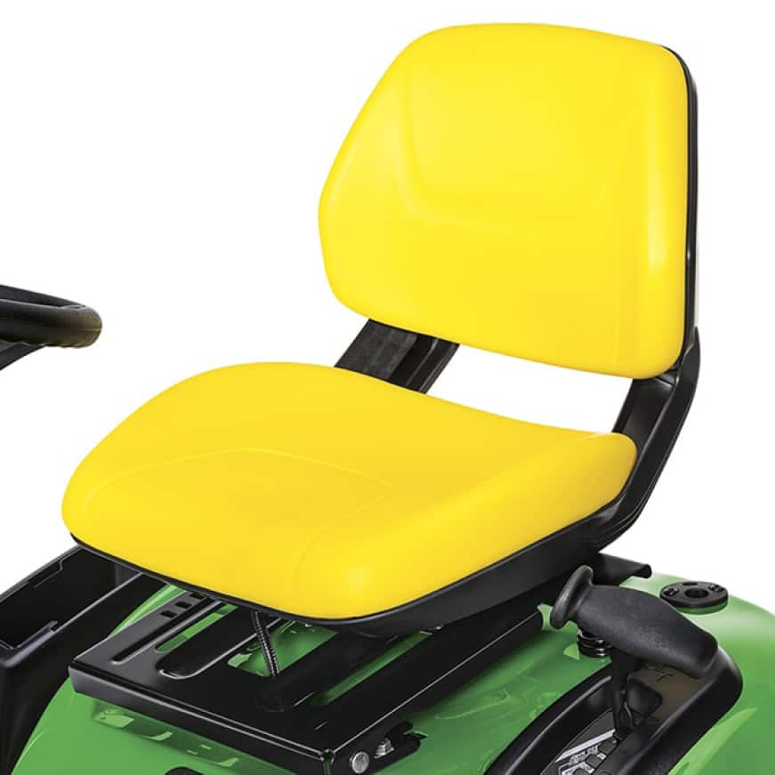 Image of open seat on S120