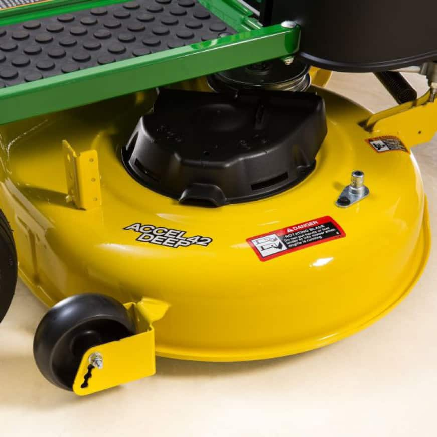 Image showing close up of Z345R mower deck