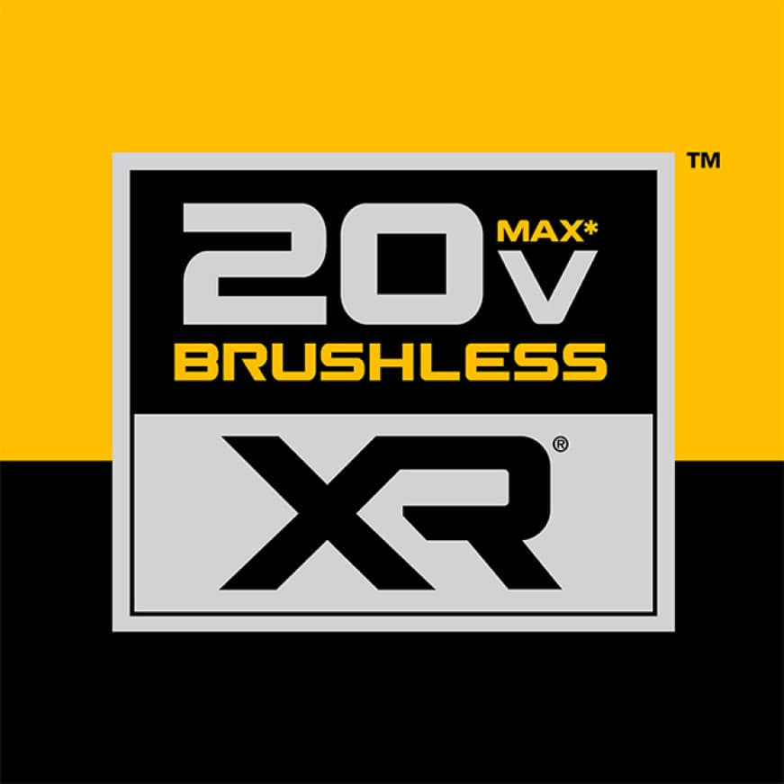 The DEWALT 20V MAX Battery System works with 200+ products.