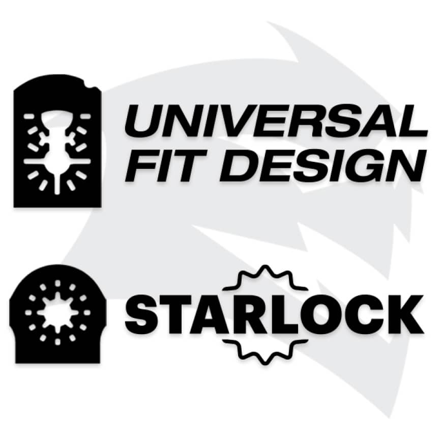 This is an image of the Ufit and Starlock Logos