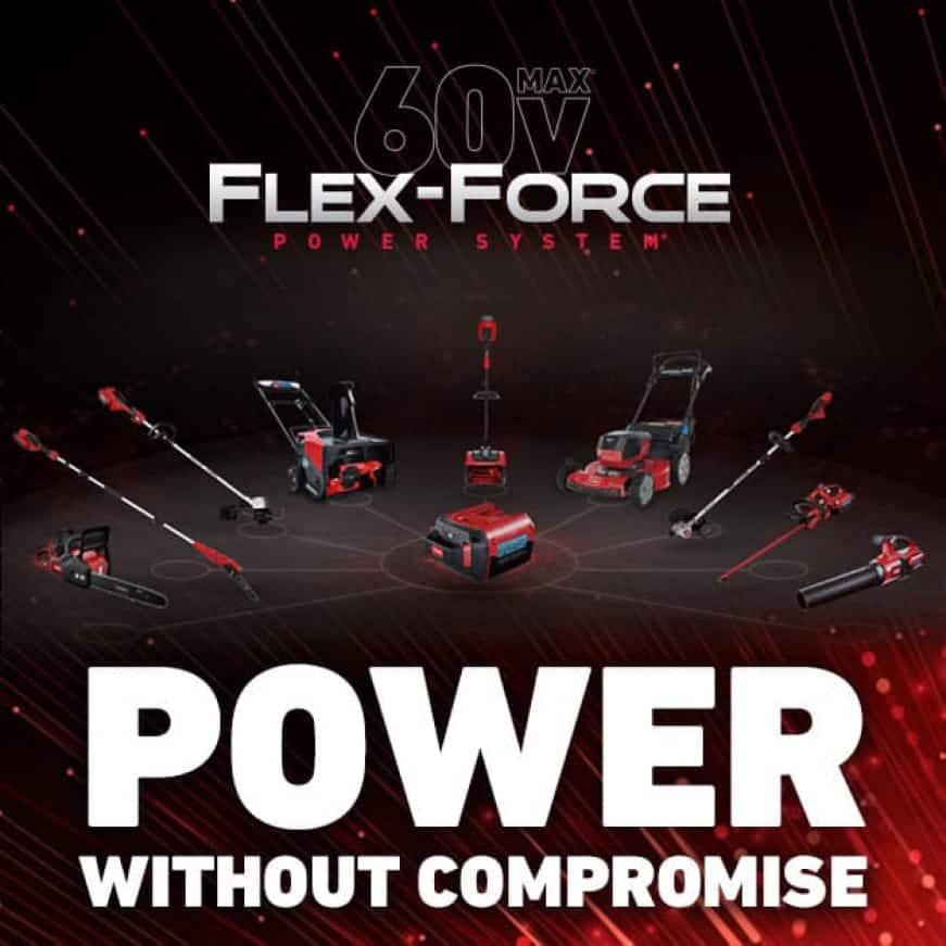 Toro 60V Flex-Force Power System