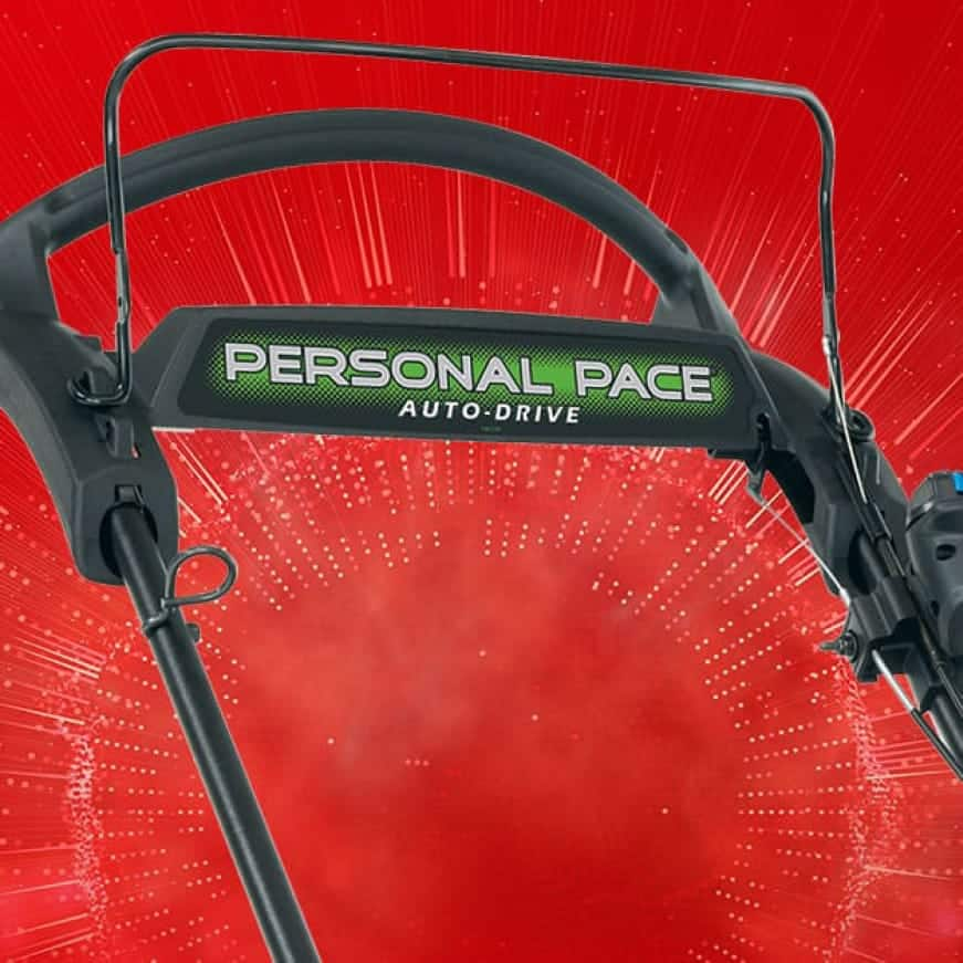 Personal Pace Auto-Drive