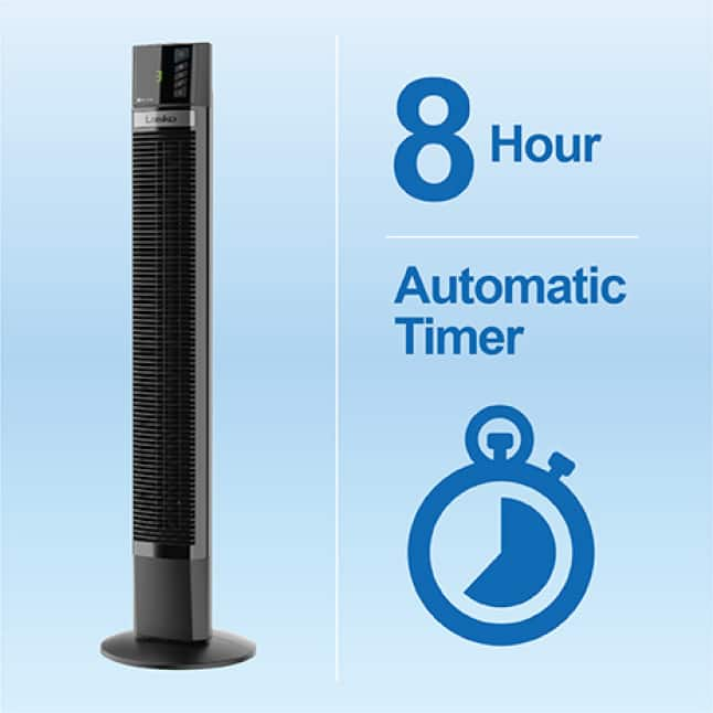 8-Hour Timer for Peace of Mind