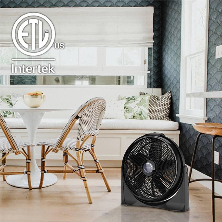 20 in. Power Air Circulator Fan