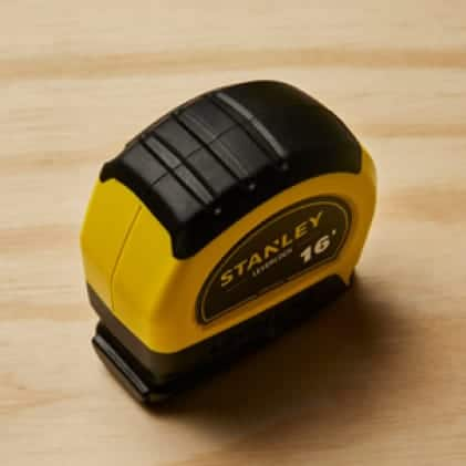 314673738 STHT30818S 25 ft. LeverLock High Visibility Tape Measure with Magnetic
