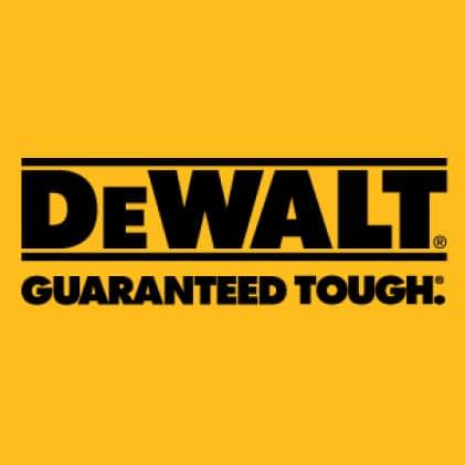 DEWALT guaranteed tough