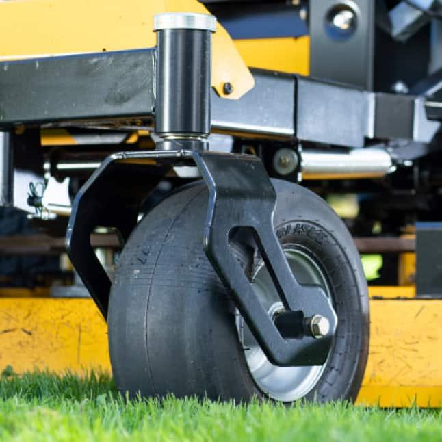 Zero-Turn Mower Caster Wheels
