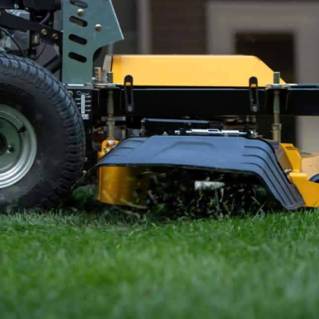 Hydro Walk-Behind Mower featuring MARBAIN Blades