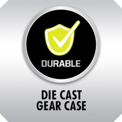 Die Cast Gear Case