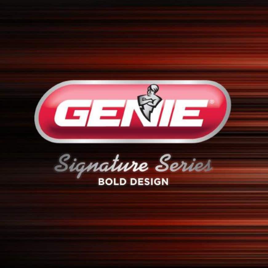 Genie has been making safe, reliable garage door openers for over 65 years