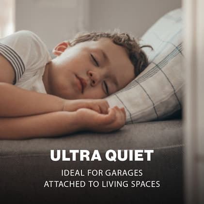 Genie 7155D Ultra-Quiet Garage Door Opener