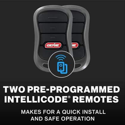 Genie7155D-TSV - Genie garage door opener remotes