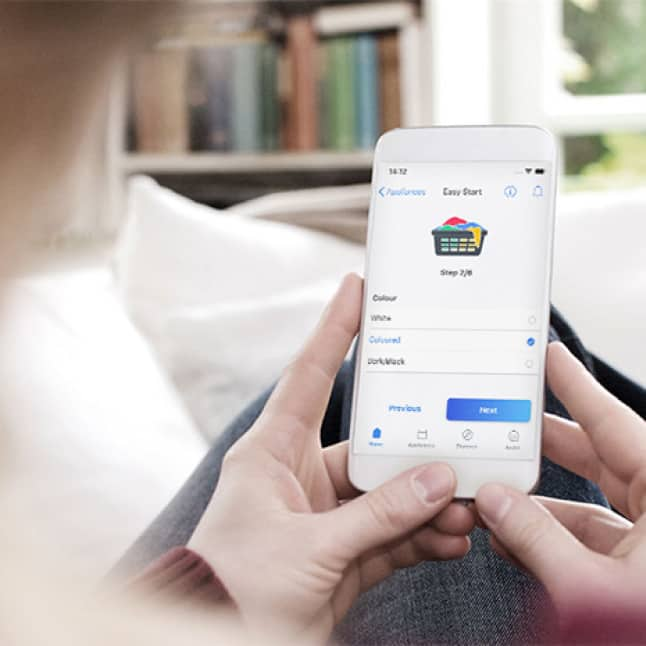 Bosch Home Connect app