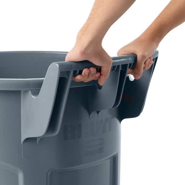 Person using ergonomic handle