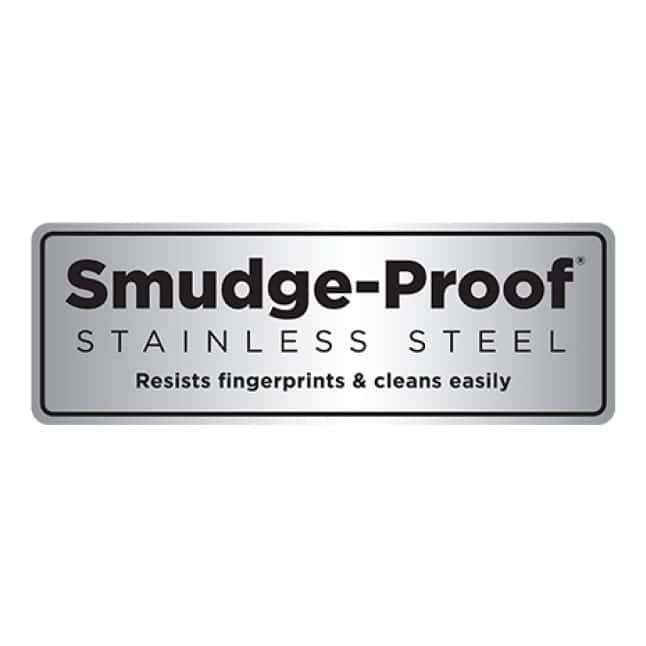 Smudge-Proof Stainless Steel