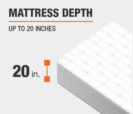 """Fitted sheets fits mattress up to 16"""""""
