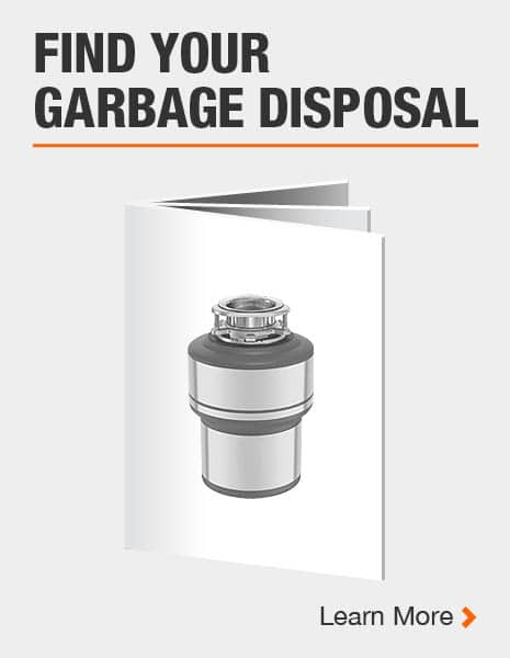 Find Your Garbage Disposal