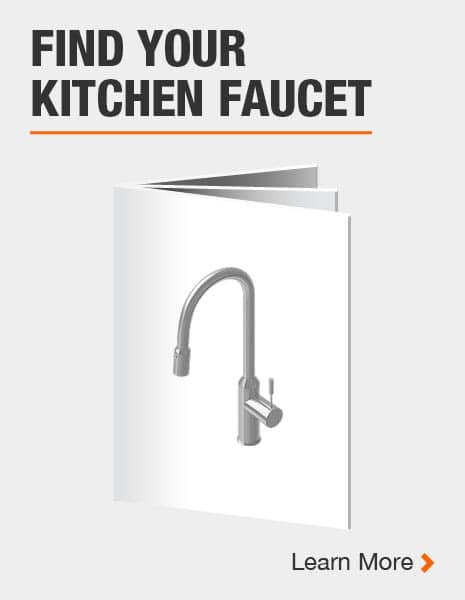 Find Your Kitchen Faucet