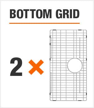 Included Bottom Grid