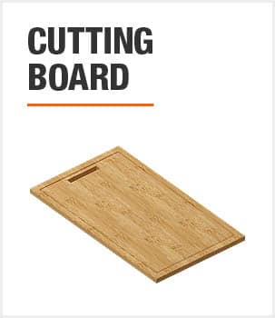 Included Cutting Board