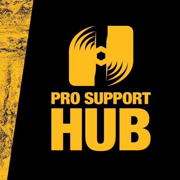 DEWALT Pro Support Hub