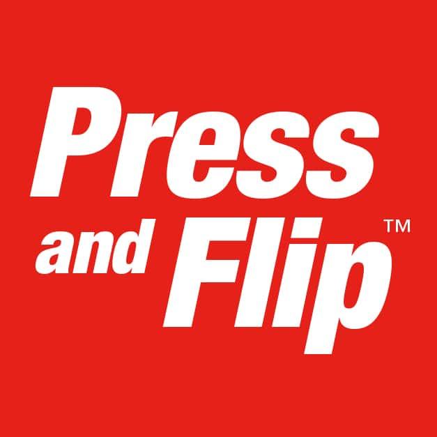 Press and Flip