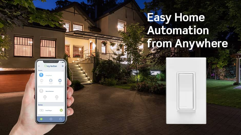 Easy Home Automation from Anywhere