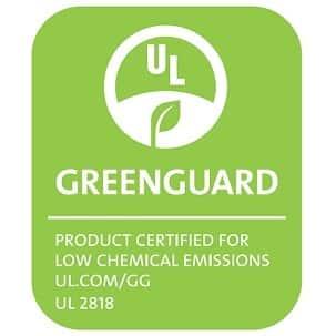 Greenguard Certification Logo