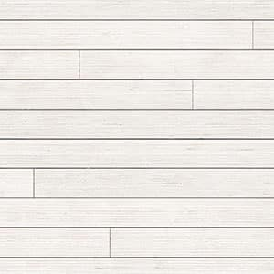 Swatch image of a white Barn wood wood shiplap board