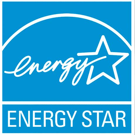 Bosch dishwasher energy star logo