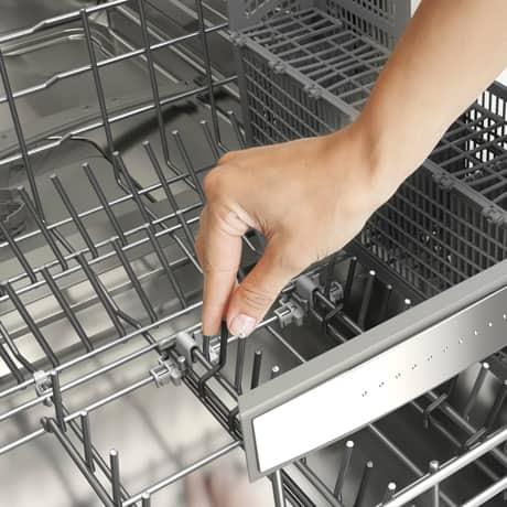 Bosch dishwasher FlexSpace tines
