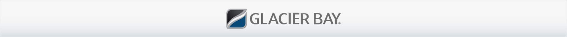 Glacier Bay Brand Banner