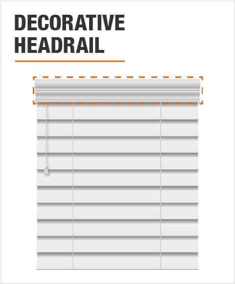 Decorative Headrail