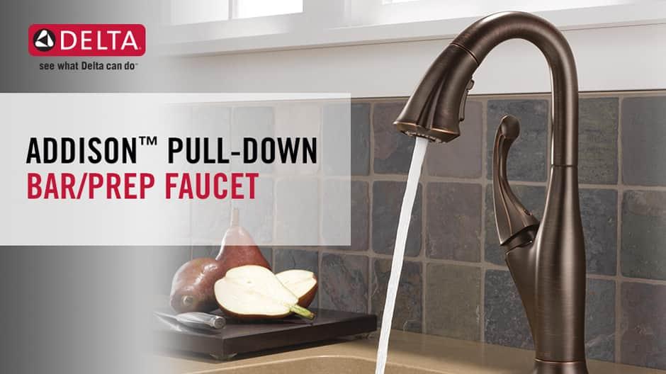 Addison Single-Handle Bar/Prep Faucet