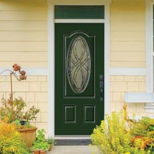 Masonite Chatham Camber Top Exterior Steel Door