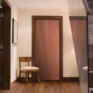 Masonite Flush Hardwood Interior Molded Door