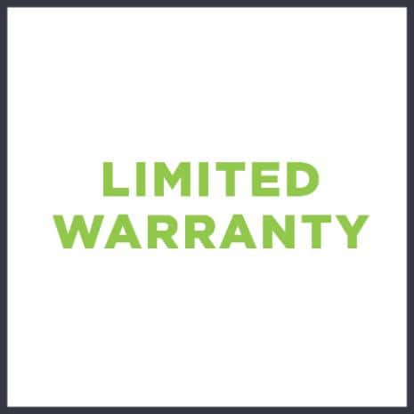 Limited Warranty icon for Masonite Exterior Steel Doors