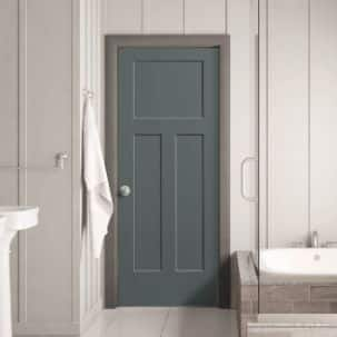 Masonite Heritage Collection Interior Molded Door