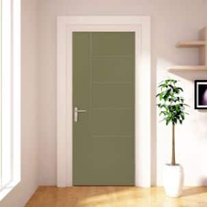 Masonite West End Collection Interior Molded Door