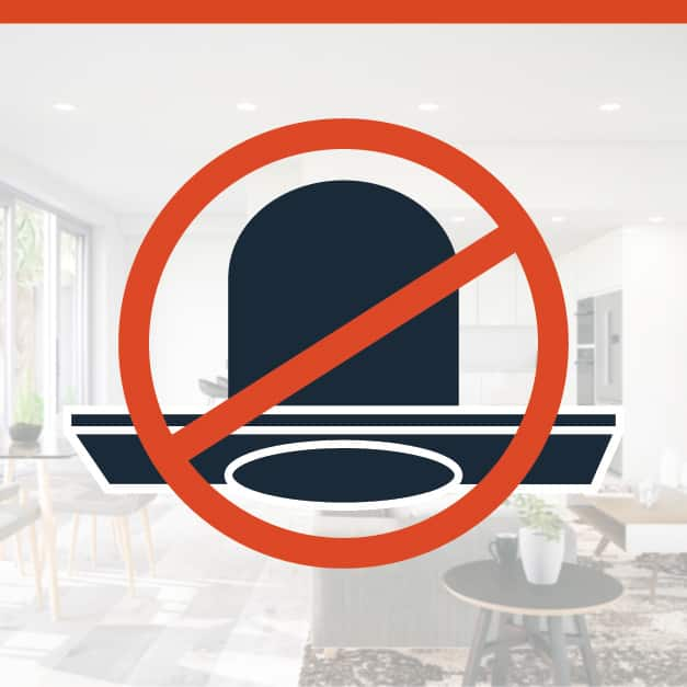 No housing needed - canless recessed lights simplify installation.