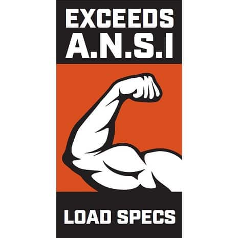 ANSI Specifications Graphic