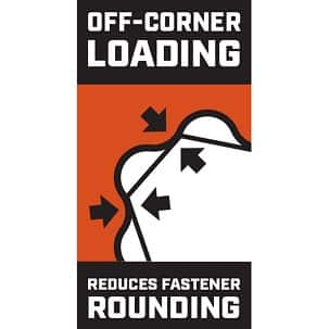 Off-Corner Loading Graphic
